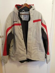 Men's Columbia Ski Jacket Size Large