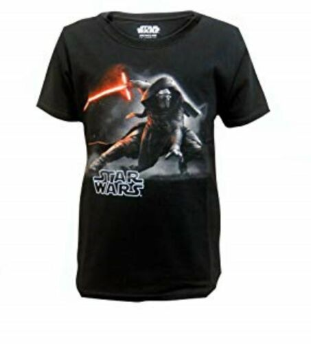 10 years Official Star Wars T-shirt Kylo Ren Sizes age 3 years