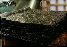 Korean Parae 100-Sheets Seaweed Dried Laver for sushi, gimbab, nori Korean Food
