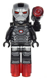 LEGO 76051 - Super Heroes - War Machine w/ Shooter ...