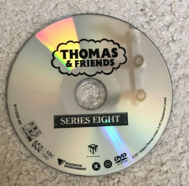 Thomas the Tank and Friends Series Seven DVD BARGAIN Kids TV Show