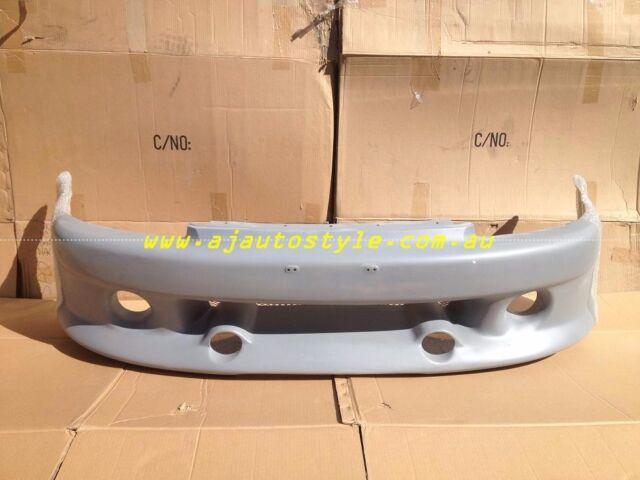 Honda EG Civic 4 door car W style Front bumper bar body kit