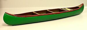 Canoe Premium Custom Miniature 1/24 Scale G Scale Diorama Accessory Item