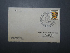 Germany-1947-French-Zone-FDC-FRONT-ONLY-Z11742