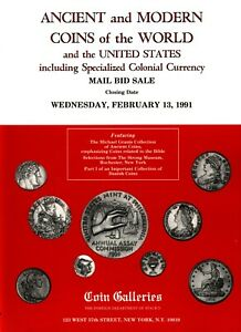 STACK-039-S-COIN-GALLERIES-ANCIENT-WORLD-AND-US-COINS-amp-COLONIAL-CURRENCY-FEB-13-199