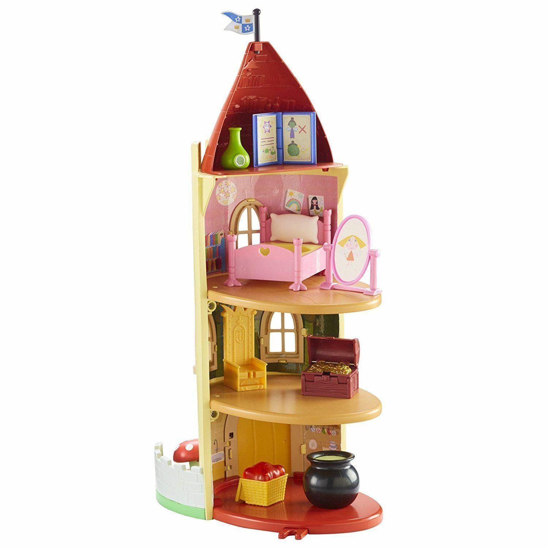 Ben och Holly s lilla kungadöme Thistle Castle spelastat