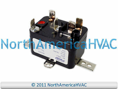 York Coleman Luxaire Furnace 24v Fan Blower Relay 024-26545-000 024-26545-700