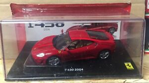 DIE-CAST-034-FERRARI-F430-2004-034-FERRARI-GT-COLLECTION-SCALA-1-43