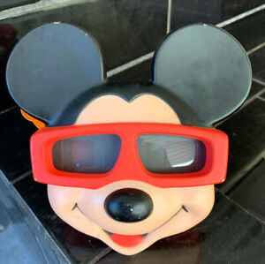 Mickey-Mouse-Vintage-View-master-Toy-Slide-Viewer-Walt-Disney