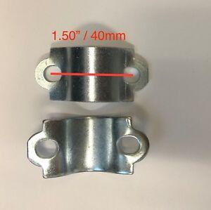80cc gas engine Motorized motor parts engine mount double ring U clamp