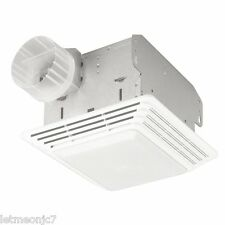 Bathroom Vent Fan Light Combination Combo Exhaust Ceiling Quiet Kitchen Bath 50