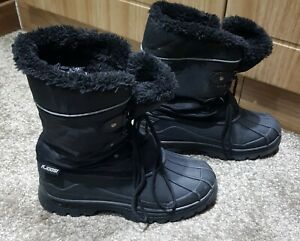 MOUNTAIN-WAREHOUSE-BOYS-GIRLS-SNOW-BOOTS-SIZE-2UK-34Eu-3US