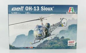 ITALERI 1/48 BELL | OH-13 SIOUX HELICOPTER MILITARY 1969 | /