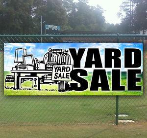 MOVING SALE Advertising Vinyl Banner Flag Sign Many Sizes