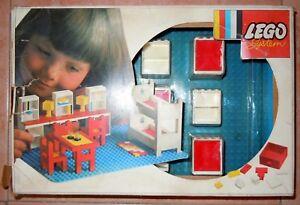 Lego Système 262 Pour Enfants Room Set 1972 Femme Au Foyer