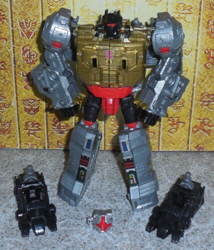 Transformers Power Of The Primes GRIMLOCK Complete Potp Voyager