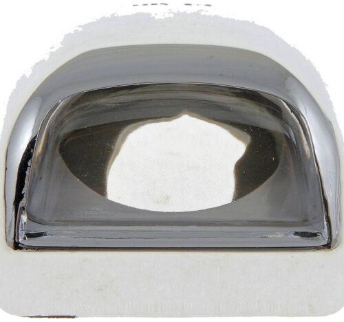 Carded Dorman 68150 License Lamp Lense-Lens