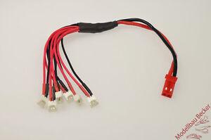 Mehrfachladekabel-JST-BEC-Buchse-6x-Micro-JST-Stecker-pico-1S