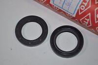 Lot Of 2 Tto E205 Double Lip Shaft Oil Seals Tc 35mm X 52mm X 8mm Pn Tc 35 52 8