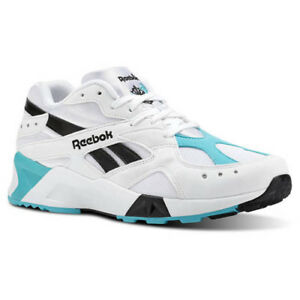 reebok men cn7067 aztrek casual shoes white green black