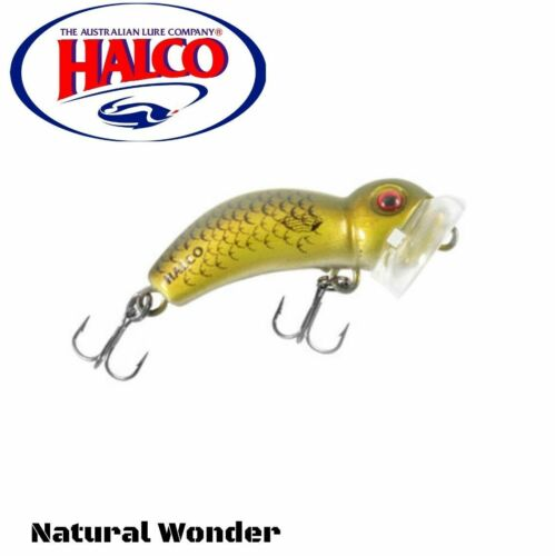 Halco Topwater Creature Lure Night Walker Nano