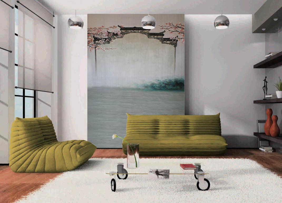 3D Retro Door Flower 9 Wall Paper Murals Wall Print Wall Wallpaper Mural AU Kyra