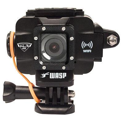WASPCam 9907 4k Wi-Fi HD Action Sports Camera Portable Video Recorder DVR 20mp