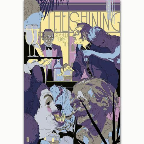 N225 Vintage The Shining Stanley Kubrick Movie Film Poster Art Decor