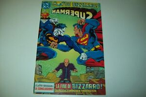 SUPERMAN-PLAY-PRESS-N-21-LA-FINE-DI-BIZZARRO-SETTEMBRE-1994
