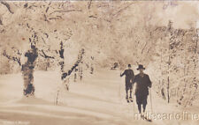 * NORWAY - Photopostcard - Vinter i Norge 1931