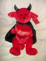I Love You 19 Red Devil Cape Gift Mail Special Person Valentine's Any Day