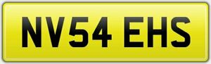 QUALITY-amp-RARE-PRIVATE-REG-NUMBER-PLATE-FOR-THE-NAME-NEVAEH-NV54-EHS-NEV-NEVE