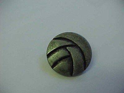 10pc 13mm Pewter Colour Metal Cardigan Trouser Shirt Baby Sewing Buttons 0423