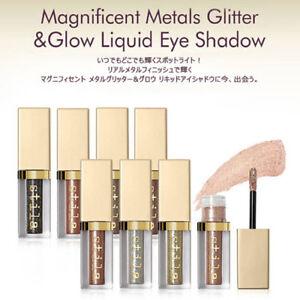 STILA-Magnificent-Metals-Glitter-amp-Glow-Liquid-Eye-Shadow-20-shades-NIB