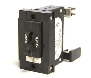 80V LELK2 Airpax R1326 80A Lot of 3 Breaker