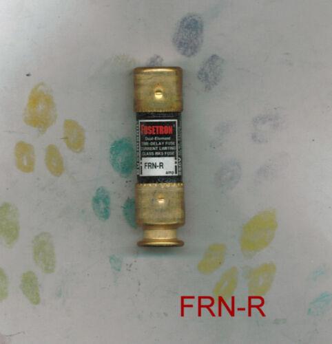 BUSS FRN-R1 FUSE 1 AMP 250 V0LT FRNR 1 FRNR1  1 AMP