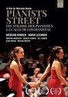 Pianists Street La Calle De Los Piani - DVD Region 1