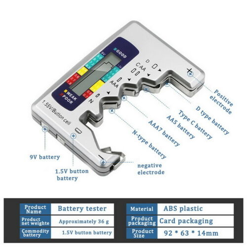 research.unir.net Business, Office & Industrial Other Test Meters ...