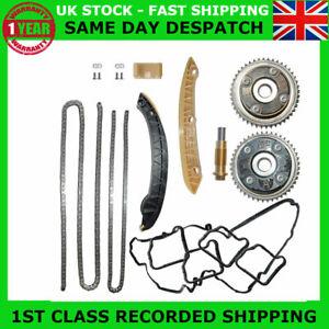Timing Chain Kit FITS Mercedes M271 180 180 K 1.8L C230 Camshaft Cam Gears