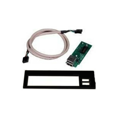 *NEW* Supermicro CSE-PT29 CSE-PT29L-B 2-Port Front USB Kit *FULL MFR WARRANTY*
