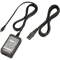 Genuine Sony Ac-l200 Adapter Charger For Handycam Dcr-sx63,dcr-sx85,hdr-cx150