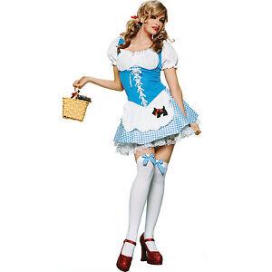 Adult dorothy halloween costume
