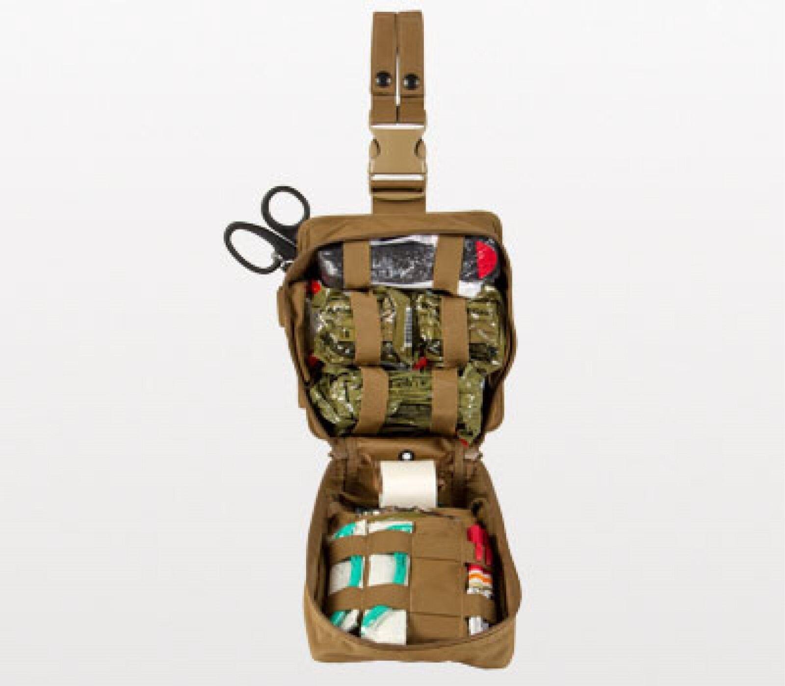 Medic   Leg Rig Kit (CCRK) - Coyote - Authorized Distributor