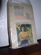 Lives of Famous French Painters by H. J. Wechsler (WA Sq Press #W-733, 1962)
