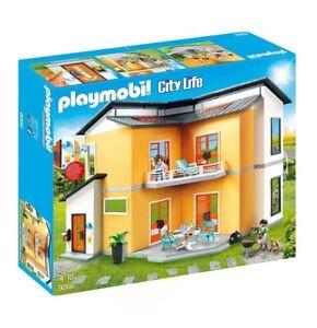 Playmobil-City-Life-Modern-House-9266