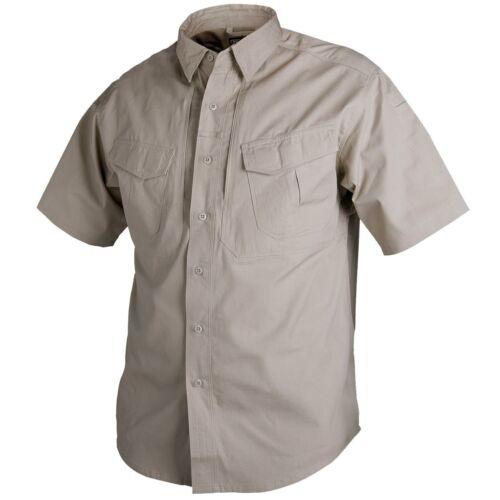 HELIKON tex defender short sleeve camisa caqui de manga corta Camisa tela canvas Outdoor