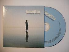 ISMAEL LO : L'AMOUR A TOUS LES DROITS ( EDIT ) ♦ CD SINGLE PORT GRATUIT ♦