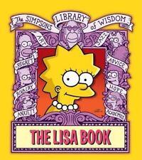 The Lisa Book (The Simpsons Library of Wisdom), Groening, Matt, Very Good Book