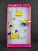 Barbie Doll Fashions 2000 Fashion Avenue Kelly Soccer Star 25754
