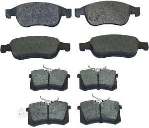renault megane mk3 most models front rear brake pads set manual rh ebay co uk brake pads manufacturing brake pads manufacturers in usa